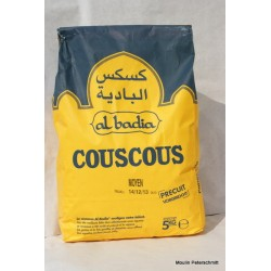 COUSCOUS MOYEN 5KG