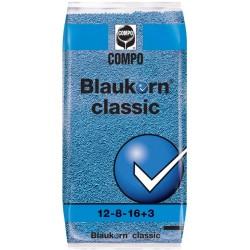 BLEU CLASSIC 12/8/16 + 3Mg+ 25 SO en 25KG