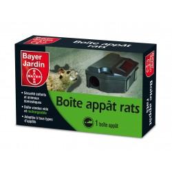 BOITE APPAT RAT