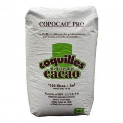 COPOCAO / MULCAO 120L - COQUES DE CACAO